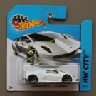 Hot Wheels 2014 HW City Lamborghini Sesto Elemento (white)