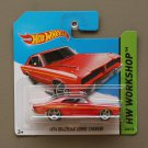 Hot Wheels 2014 HW Workshop 1974 Brazilian Dodge Charger (red)