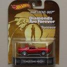 Hot Wheels 2014 Retro Entertainment '71 Mustang Mach 1 (James Bond 007)