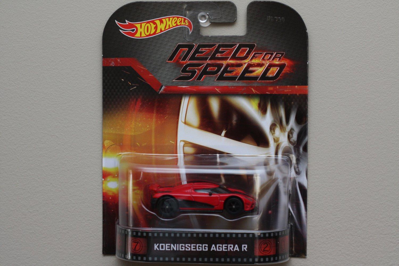 Hot Wheels 2014 Retro Entertainment Koenigsegg Agera R ...