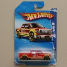 Hot Wheels 2010 HW City Works '09 Ford F-150 (red)