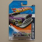 Hot Wheels 2011 Heat Fleet Custom '53 Chevy (purple)