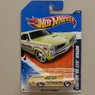 Hot Wheels 2010 HW City Works Custom '66 GTO Wagon (yellow)