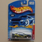 Hot Wheels 2002 Tuners Series Honda Civic (blue)