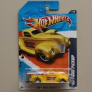 Hot Wheels 2011 HW Drag Racers '40 Ford Pickup (yellow)