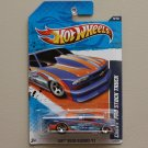 Hot Wheels 2011 HW Drag Racers Chevy Pro Stock Truck (blue)