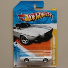 Hot Wheels 2011 New Models '63 Ford Mustang II Concept (white)