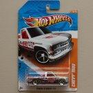 Hot Wheels 2011 Track Stars Chevy 1500 (white)