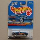 Hot Wheels 1998 Race Team Series IV Shelby Cobra 427 S/C (blue)