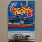 Hot Wheels 1998 Race Team Series IV '63 Corvette (blue)