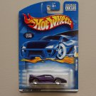 Hot Wheels 2001 Collector Series Ferrari F50 (purple)