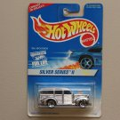 Hot Wheels 1996 Silver Series II '40s Woodie (chrome)