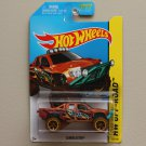 Hot Wheels 2014 HW Off-Road Sandblaster (Ford Raptor) (copper - Kmart Excl.)