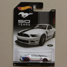 Hot Wheels 2014 Mustang 50 Years '13 Ford Mustang