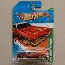 Hot Wheels 2011 Treasure Hunts 1971 Buick Riviera (spectraflame red) Super Treasure Hunt