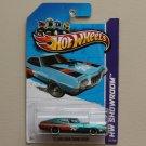 Hot Wheels 2013 HW Showroom '72 Ford Gran Torino Sport (Super Treasure Hunt) (SEE CONDITION)