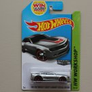 Hot Wheels 2014 HW Workshop 2013 Hot Wheels Chevy Camaro Special Ed. (ZAMAC silver - Walmart Excl.)