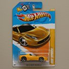 Hot Wheels 2012 New Models Ferrari 458 Spider (yellow) (SEE CONDITION)