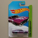 Hot Wheels 2014 HW Workshop '73 Ford Falcon XB (magenta - Kmart Excl.)