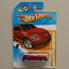 Hot Wheels 2012 New Models 2012 Volkswagen Beetle (red) (SEE CONDITION)