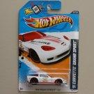 Hot Wheels 2012 HW Main Street '11 Corvette Grand Sport (white)