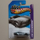 Hot Wheels 2012 HW Showroom Aston Martin ONE-77 (silver)