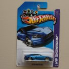 Hot Wheels 2013 HW Showroom Aston Martin DBS (blue)