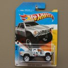 Hot Wheels 2010 New Models Sandblaster (Ford Raptor) (camo white) (SEE CONDITION)