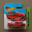 Hot Wheels 2014 HW Workshop '92 BMW M3 (red)