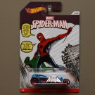 Hot Wheels 2014 Spider-Man Spiderman COMPLETE SET OF 8