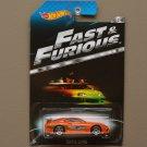 Hot Wheels 2014 Fast & Furious Toyota Supra