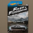 Hot Wheels 2014 Fast & Furious '08 Dodge Challenger SRT8