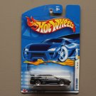 Hot Wheels 2002 First Editions Lotus Esprit (black)