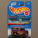 Hot Wheels 2000 Circus On Wheels Series Dairy Delivery (purple)