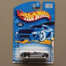 Hot Wheels 2000 First Editions Austin Healey (black)