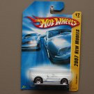 Hot Wheels 2007 New Models Ford GTX-1 (white) (SEE CONDITION)