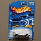 Hot Wheels 2001 Collector Series Jaguar D-Type (silver)