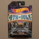 Hot Wheels 2014 4th Of July '73 Pontiac Firebird (black)