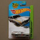 Hot Wheels 2014 HW Workshop '70 Chevelle SS Wagon (ZAMAC silver - Walmart Excl.)