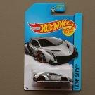 Hot Wheels 2014 HW City Lamborghini Veneno (silver)