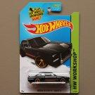 Hot Wheels 2014 HW Workshop Nissan Skyline H/T 2000GT-X (black)