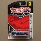 Hot Wheels 2011 Garage Ferrari 365 GTB4 Daytona (blue)