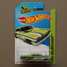 Hot Wheels 2014 HW Workshop Custom '64 Galaxie 500 (green)