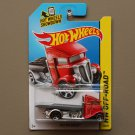 Hot Wheels 2014 HW Off-Road Fast-Bed Hauler (red)