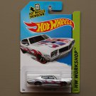 Hot Wheels 2014 HW Workshop '70 Buick GSX (silver)