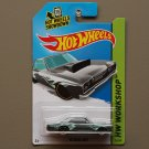 Hot Wheels 2014 HW Workshop '68 Dodge Dart (graphite)