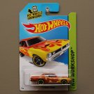 Hot Wheels 2014 HW Workshop '71 Dodge Demon (orange)
