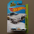 Hot Wheels 2014 HW Workshop '72 Ford Gran Torino Sport (white)