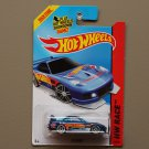 Hot Wheels 2014 HW Race 24/Seven (blue)