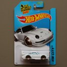 Hot Wheels 2014 HW City Porsche 993 GT2 (white)